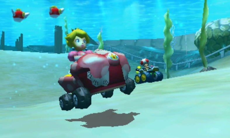 Screenshot 6 - Mario Kart 7
