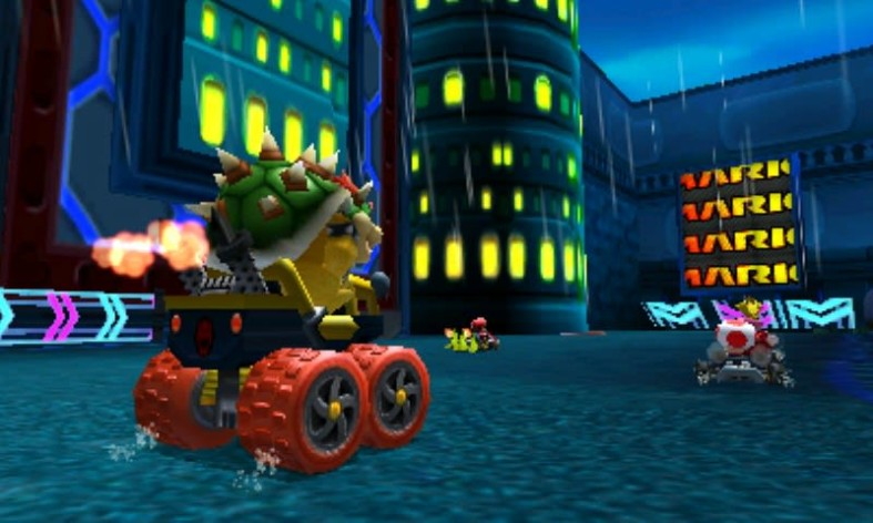Screenshot 7 - Mario Kart 7