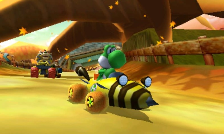 Screenshot 2 - Mario Kart 7