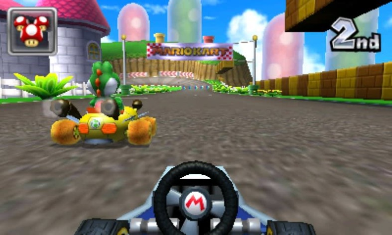 Screenshot 4 - Mario Kart 7