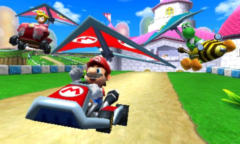 Screenshot 8 - Mario Kart 7