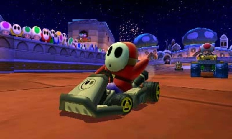 Screenshot 10 - Mario Kart 7