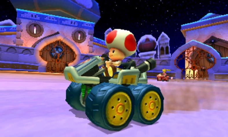 Screenshot 5 - Mario Kart 7