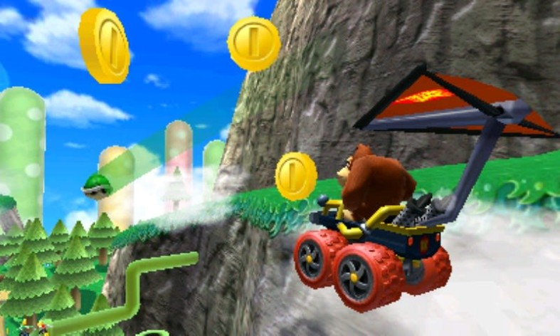 Screenshot 11 - Mario Kart 7