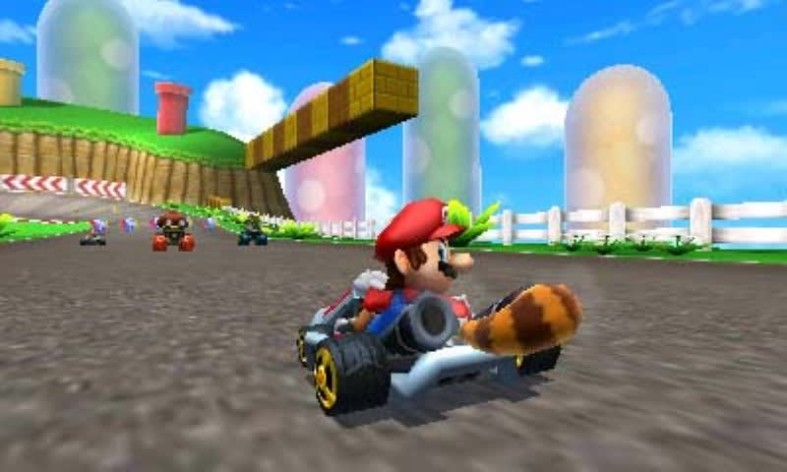 Screenshot 9 - Mario Kart 7