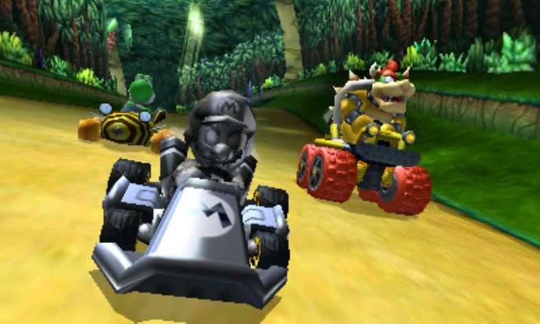 Screenshot 3 - Mario Kart 7