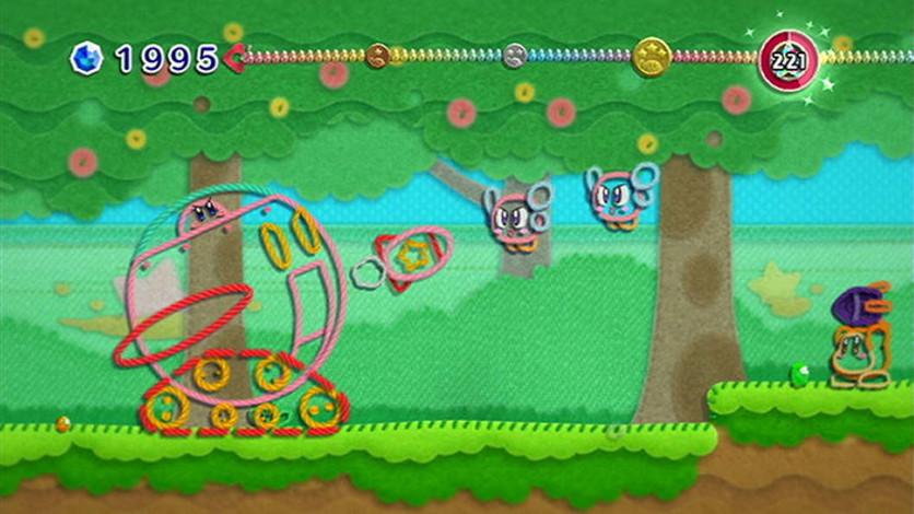 Screenshot 6 - Kirby's Epic Yarn