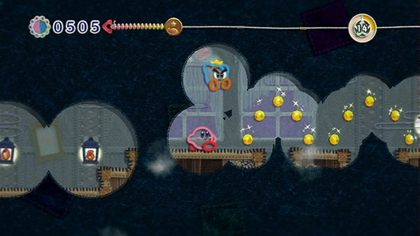 Screenshot 5 - Kirby's Epic Yarn