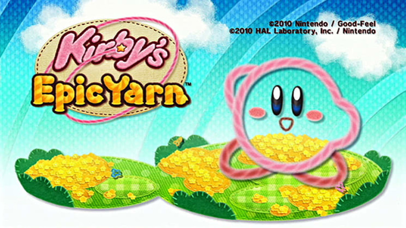 Screenshot 2 - Kirby's Epic Yarn