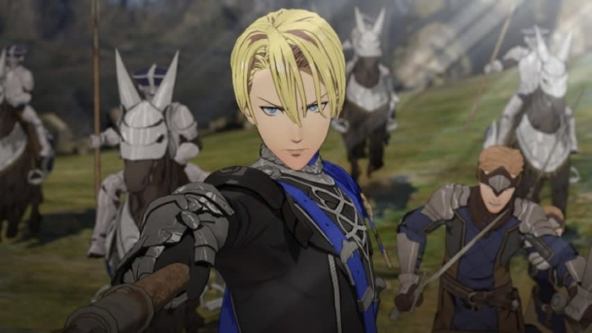 Screenshot 7 - Fire Emblem™: Three Houses