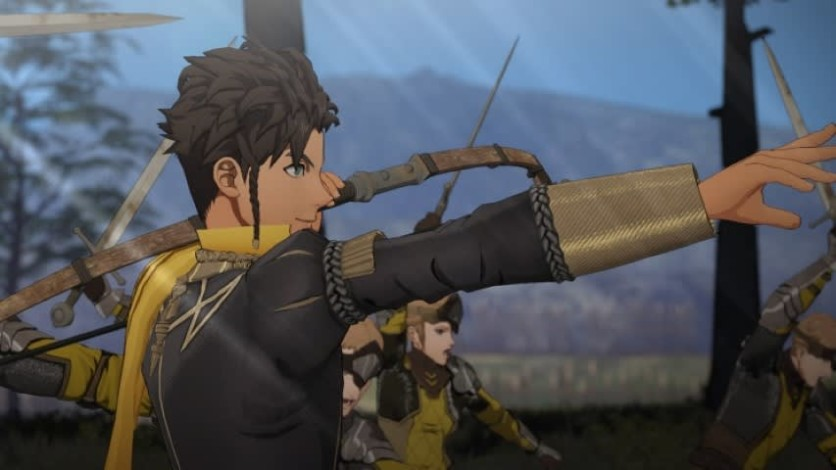 Screenshot 8 - Fire Emblem™: Three Houses