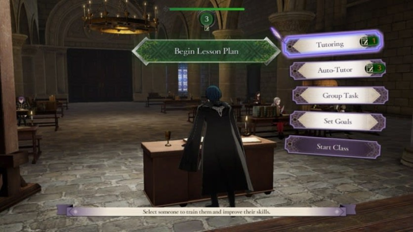 Screenshot 5 - Fire Emblem™: Three Houses
