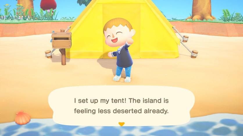 Screenshot 2 - Animal Crossing™: New Horizons
