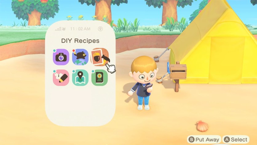 Screenshot 3 - Animal Crossing™: New Horizons
