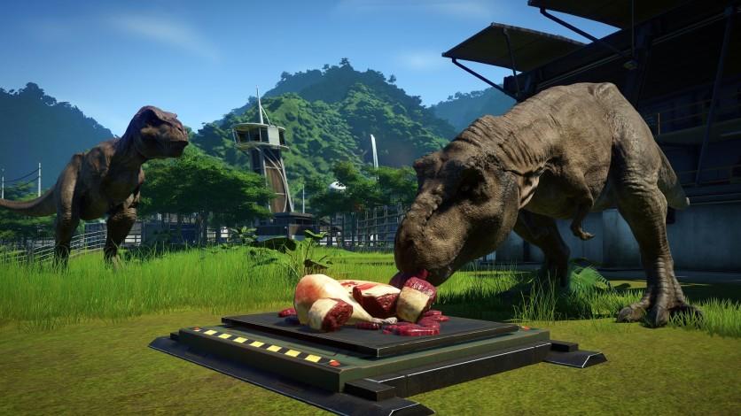 Screenshot 4 - Jurassic World Evolution: Secrets of Dr Wu
