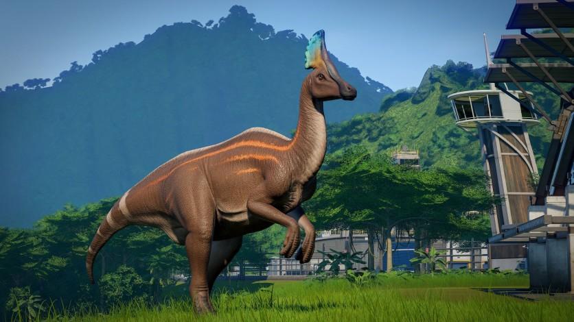 Screenshot 6 - Jurassic World Evolution: Secrets of Dr Wu