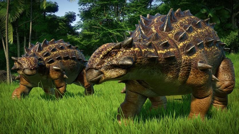 Screenshot 2 - Jurassic World Evolution: Claire's Sanctuary