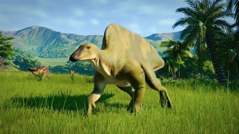 Screenshot 3 - Jurassic World Evolution: Claire's Sanctuary