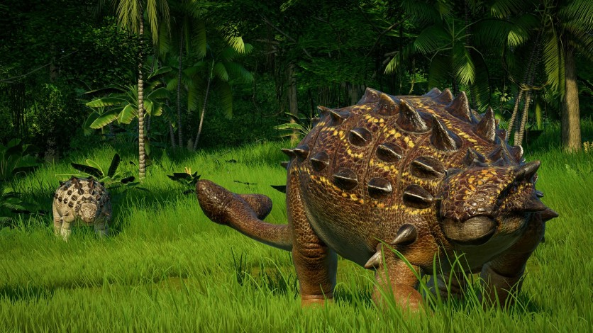Screenshot 4 - Jurassic World Evolution: Claire's Sanctuary