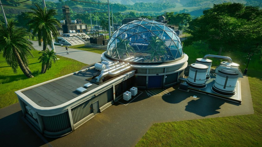 Screenshot 8 - Jurassic World Evolution: Claire's Sanctuary