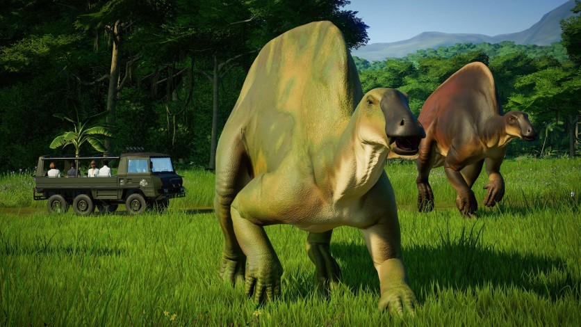 Screenshot 5 - Jurassic World Evolution: Claire's Sanctuary