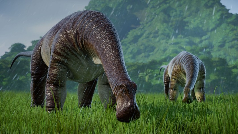 Screenshot 7 - Jurassic World Evolution: Herbivore Dinosaur Pack