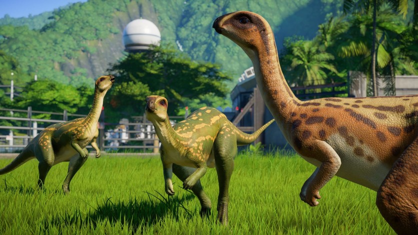 Screenshot 2 - Jurassic World Evolution: Herbivore Dinosaur Pack