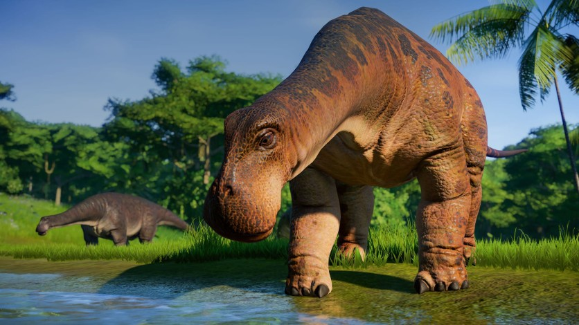 Screenshot 4 - Jurassic World Evolution: Herbivore Dinosaur Pack