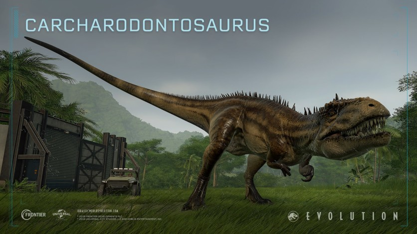 Screenshot 2 - Jurassic World Evolution: Cretaceous Dinosaur Pack
