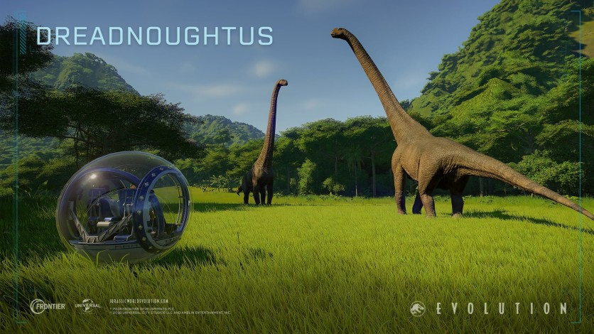 Screenshot 6 - Jurassic World Evolution: Cretaceous Dinosaur Pack