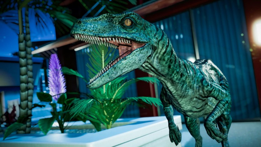 Screenshot 3 - Jurassic World Evolution: Raptor Squad Skin Collection
