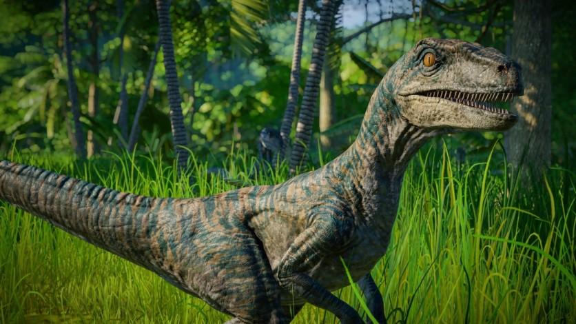 Screenshot 1 - Jurassic World Evolution: Raptor Squad Skin Collection