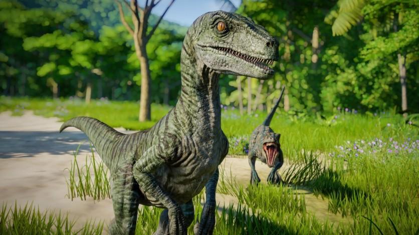 Screenshot 6 - Jurassic World Evolution: Raptor Squad Skin Collection