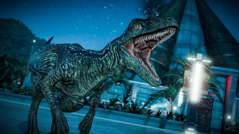 Screenshot 4 - Jurassic World Evolution: Raptor Squad Skin Collection
