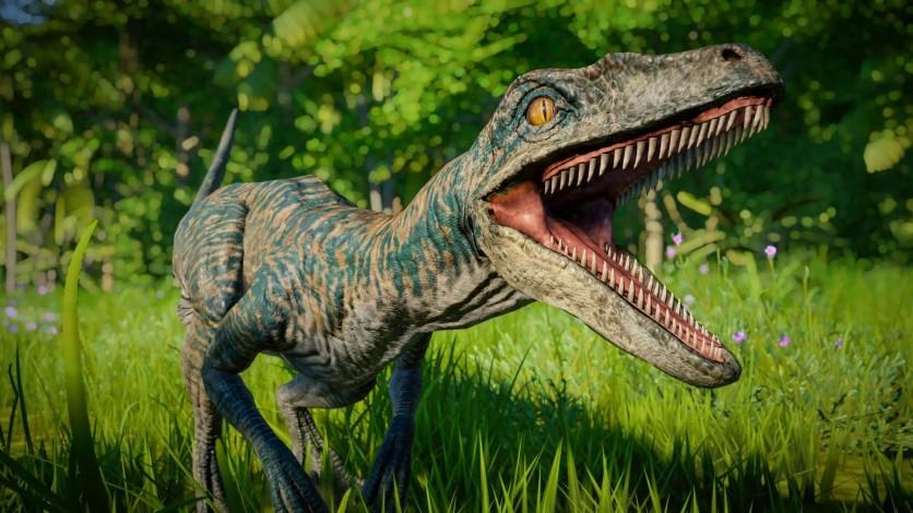 Screenshot 8 - Jurassic World Evolution: Raptor Squad Skin Collection