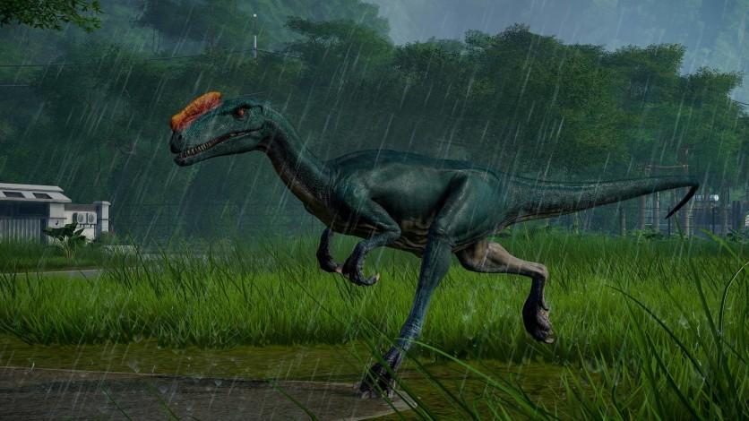 Screenshot 5 - Jurassic World Evolution: Carnivore Dinosaur Pack