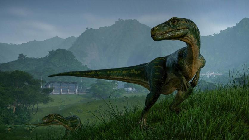 Screenshot 7 - Jurassic World Evolution: Carnivore Dinosaur Pack