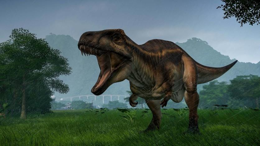 Screenshot 2 - Jurassic World Evolution: Carnivore Dinosaur Pack