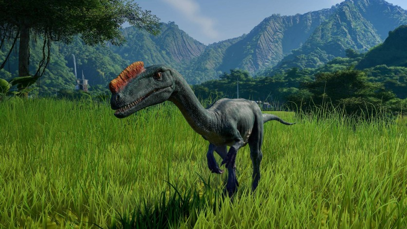 Screenshot 3 - Jurassic World Evolution: Carnivore Dinosaur Pack