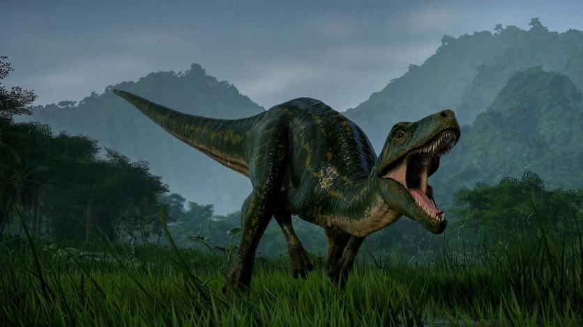 Screenshot 6 - Jurassic World Evolution: Carnivore Dinosaur Pack