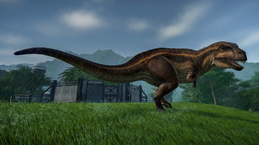 Screenshot 4 - Jurassic World Evolution: Carnivore Dinosaur Pack