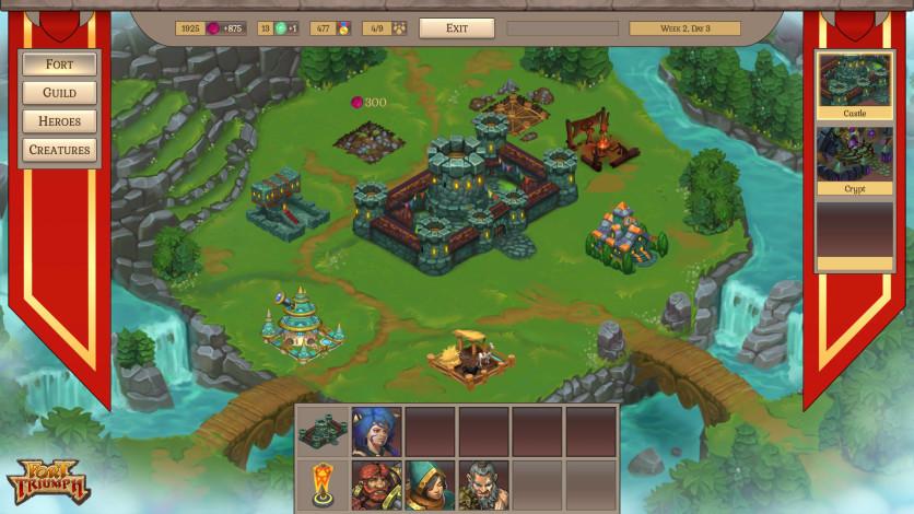 Screenshot 2 - Fort Triumph