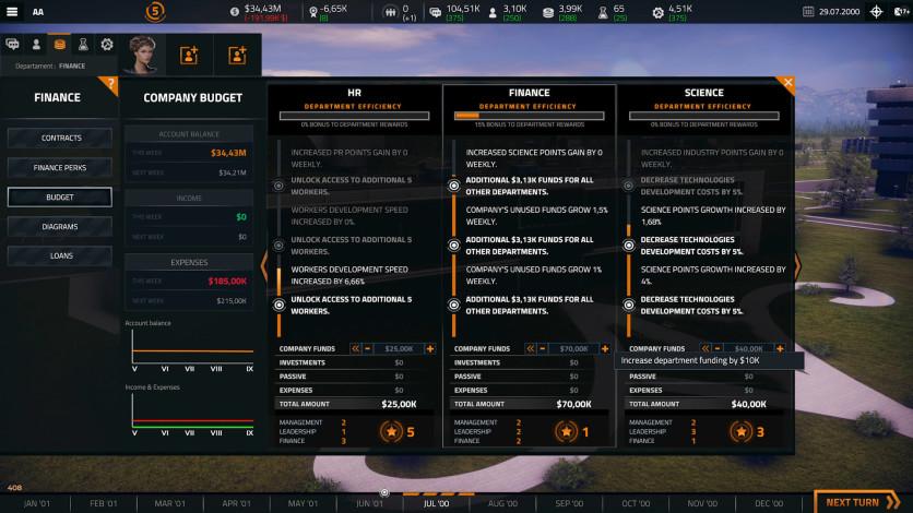 Screenshot 10 - Space Company Simulator