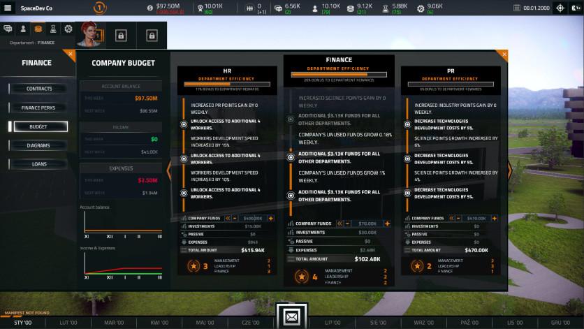 Screenshot 7 - Space Company Simulator