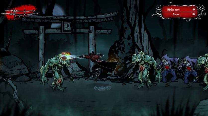 Screenshot 7 - Musashi vs Cthulhu