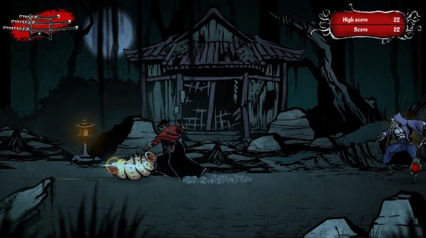 Screenshot 6 - Musashi vs Cthulhu