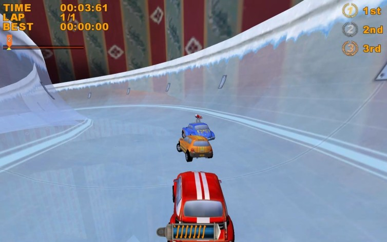 Screenshot 5 - Mad Tracks