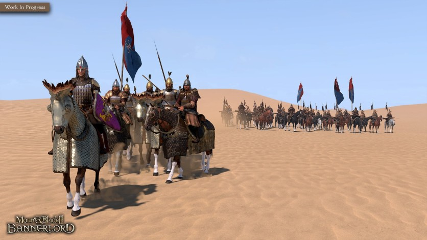 Screenshot 10 - Mount & Blade II: Bannerlord