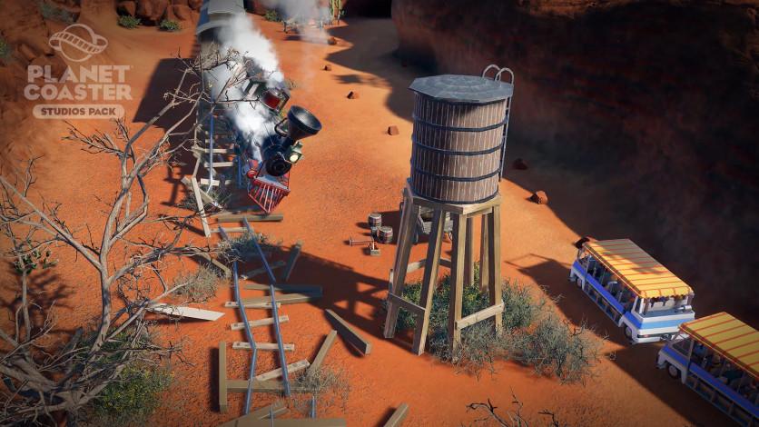 Screenshot 9 - Planet Coaster - Studios Pack