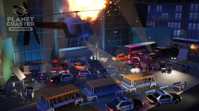 Screenshot 11 - Planet Coaster - Studios Pack